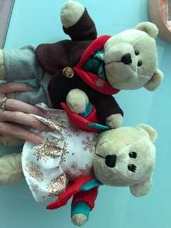 Starbucks plushie/ soft toy/ bear
