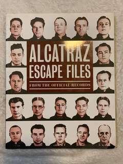 Alcatraz Escape Files book