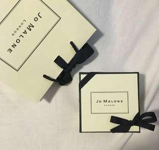 🎁 Gift-boxed Jo Malone Dark Amber & Ginger Lily Cologne 50ml