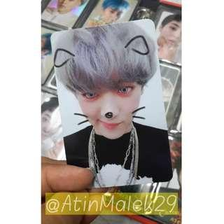 [WTS] CHANYEOL OFFICIAL PHOTOCARD