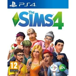 PS4 The Sims 4 (English Version) / PS4 模擬市民4 (英文版)