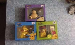Pokémon 比卡超 卡比獸 八達通