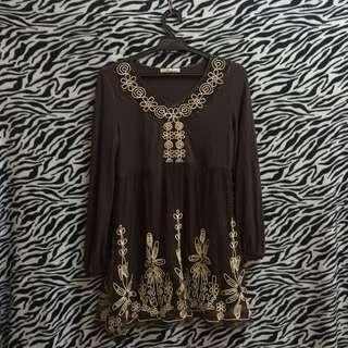 Kurti Indian blouse