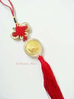 #PRECNY60 CNY Wealth Ornament