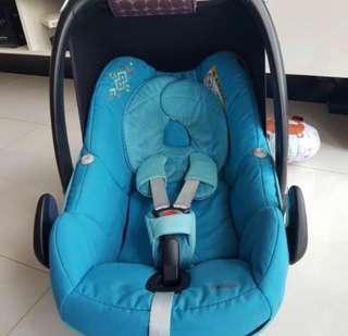 Maxi Cosi Car Seat Pebble