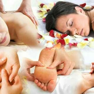 Best Skin Care Solution : Massage the dead skin away