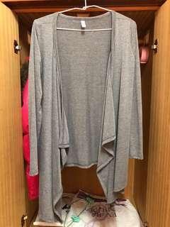 🚚 長版罩衫外套