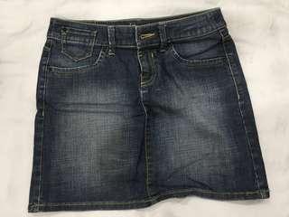 Esprit jeans skirt