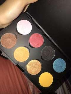Eye shadows PAC