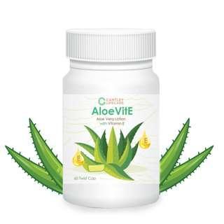 Cantley Lifecare Aloevite Aloe Vera With Vitamin E