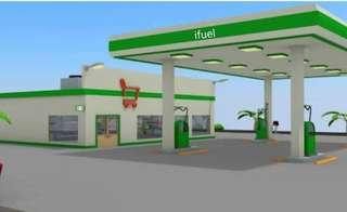 IFUEL Gas Station Franchise