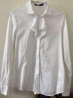 G2000白色襯衫