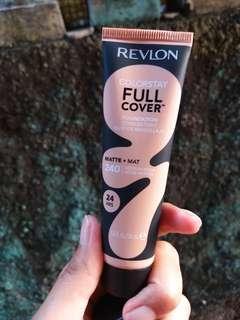 (New) Revlon Colorstay Full Cover Foundation