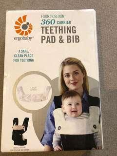 Ergobaby 360 teething pad & bib
