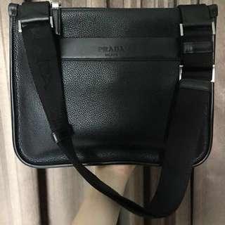Prada Sling Leather Bag