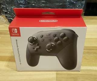 BNIB Nintendo Switch Pro Controller