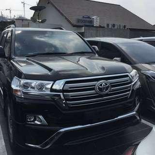Promo Toyota akhir tahun