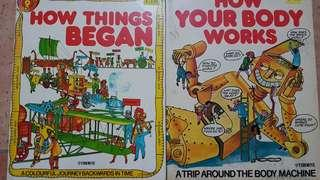 How Things Began / How Your Body Works