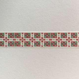 Christmas Sweater Pattern GJ1092 Washi Tape 15mm x 10m