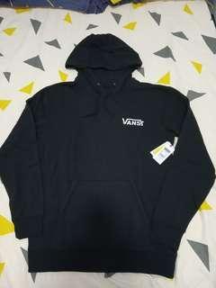 全新Vans X Peanuts Snoopy Hoodie Size M 衛衣 black 黑色