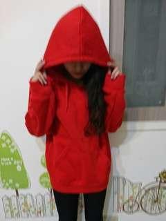 🚚 大紅帽T