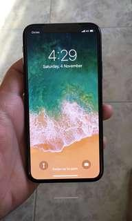 iPhone X 256GB Space Grey w/ new battery from Apple*