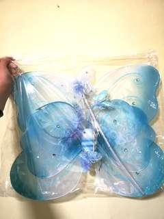🚚 Kids Butterfly wings, cos play, performance, costume