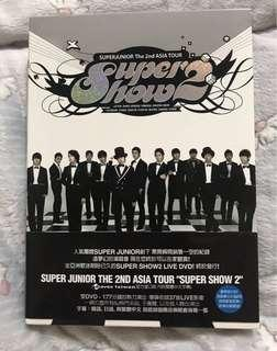 🚚 Super junior super show2