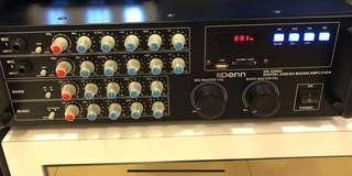 DENN Mixer Amplifier