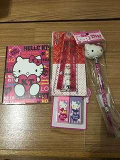 Hello Kitty 文具套裝