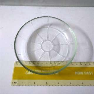 Webby Glass Bowl