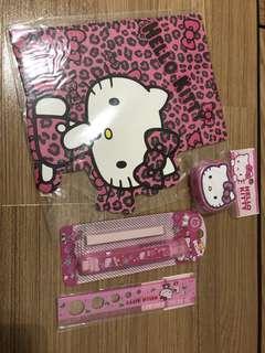 Hello Kitty 文具
