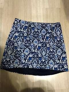 Baroque Design Skirt
