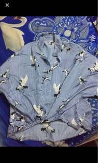 Turun harga baju burung!!!