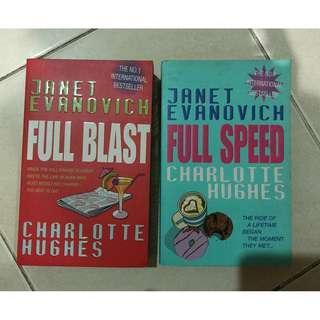 Full series - romantic English novels - 2 books