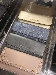 PREORDER authentic Michael Kors Long Wallet ✈🇺🇸
