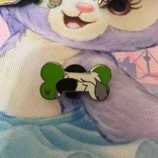 [平郵+$3.7]香港迪士尼徽章pin disney pin trading