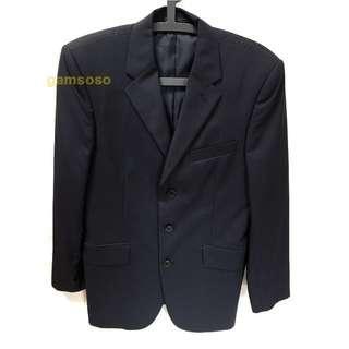 G2000 男裝 西裝一套 Size 44 褲 29吋腰 41吋長