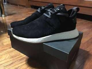Adidas NMD C2 Leather suede size 10.5