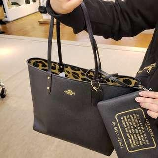 PREORDER Authentic COACH Reversible Tote Bag✈🇺🇸