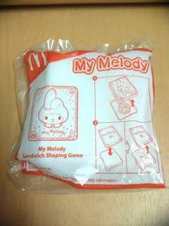 My melody sandwich shaping game
