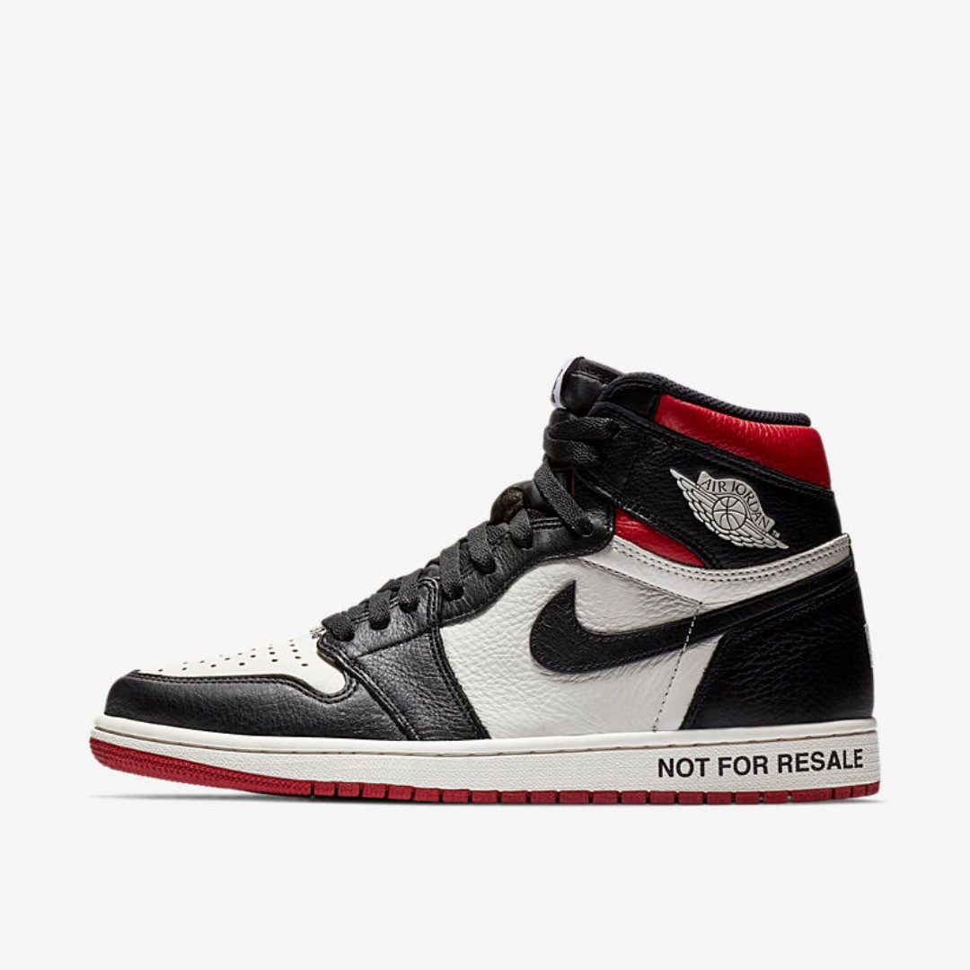 🔥 In Stock🔥 US7.5 8 8.5 9 9.5 11.5 13 Nike Jordan 1 Not for Resale ... 8979cc10a741