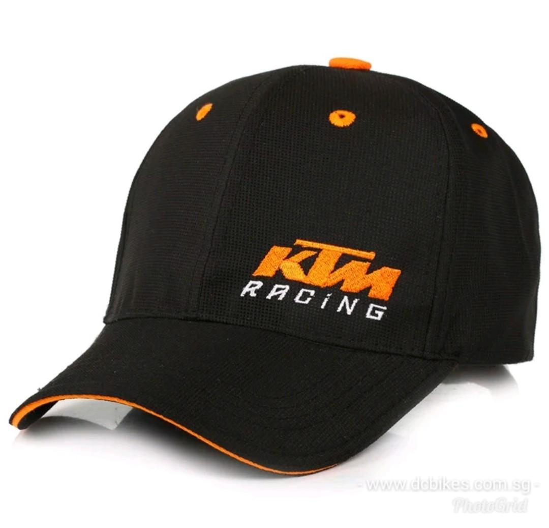 7a1867291c4 🆕! Ktm Orange Power Parts Race Day Baseball Trucker Cap Hat  OK ...