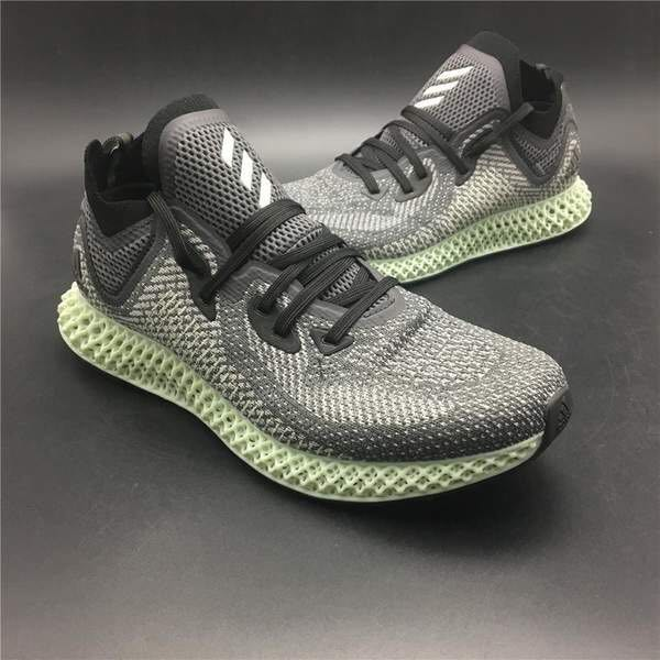 best sneakers 6f44d b4d62 Adidas AlphaEdge 4D LTD Black Grey, Mens Fashion, Footwear, Sneakers on  Carousell