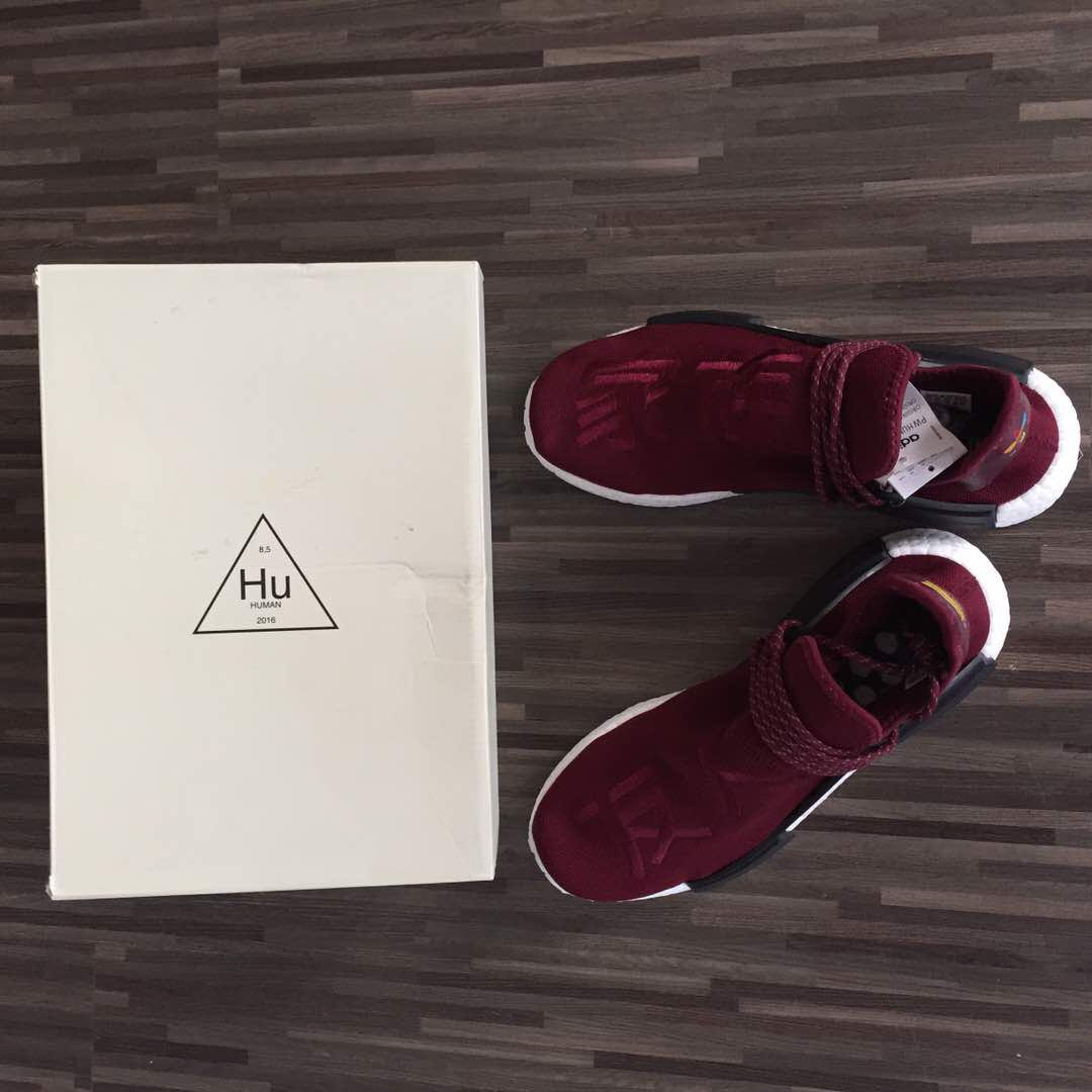 hot sale online 86638 adc1b Adidas Pharell William Human Race Friends and Family