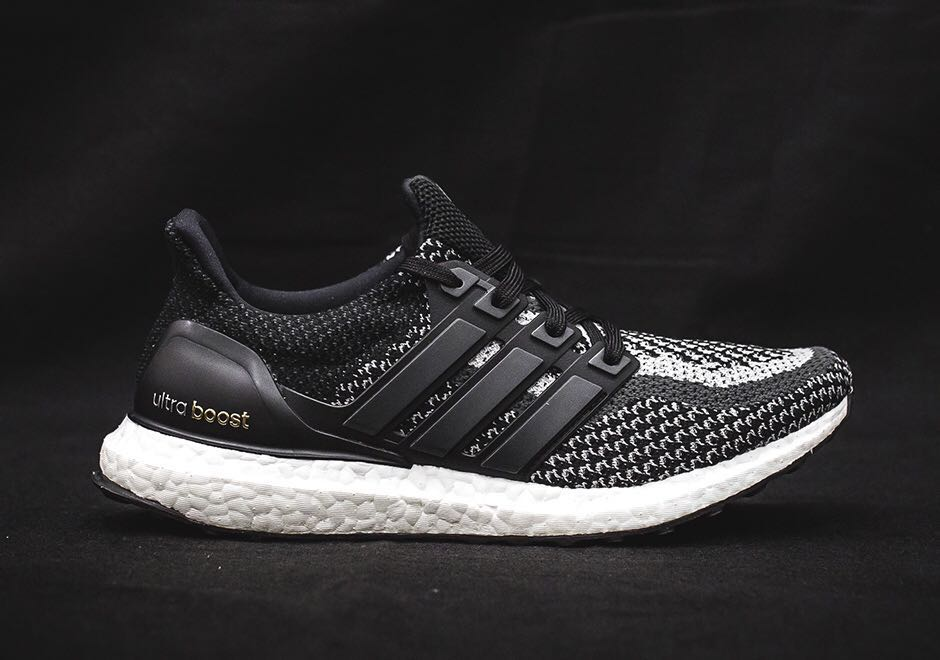 2a151d2258dbb Adidas Ultra Boost 2.0 restock limited black reflective