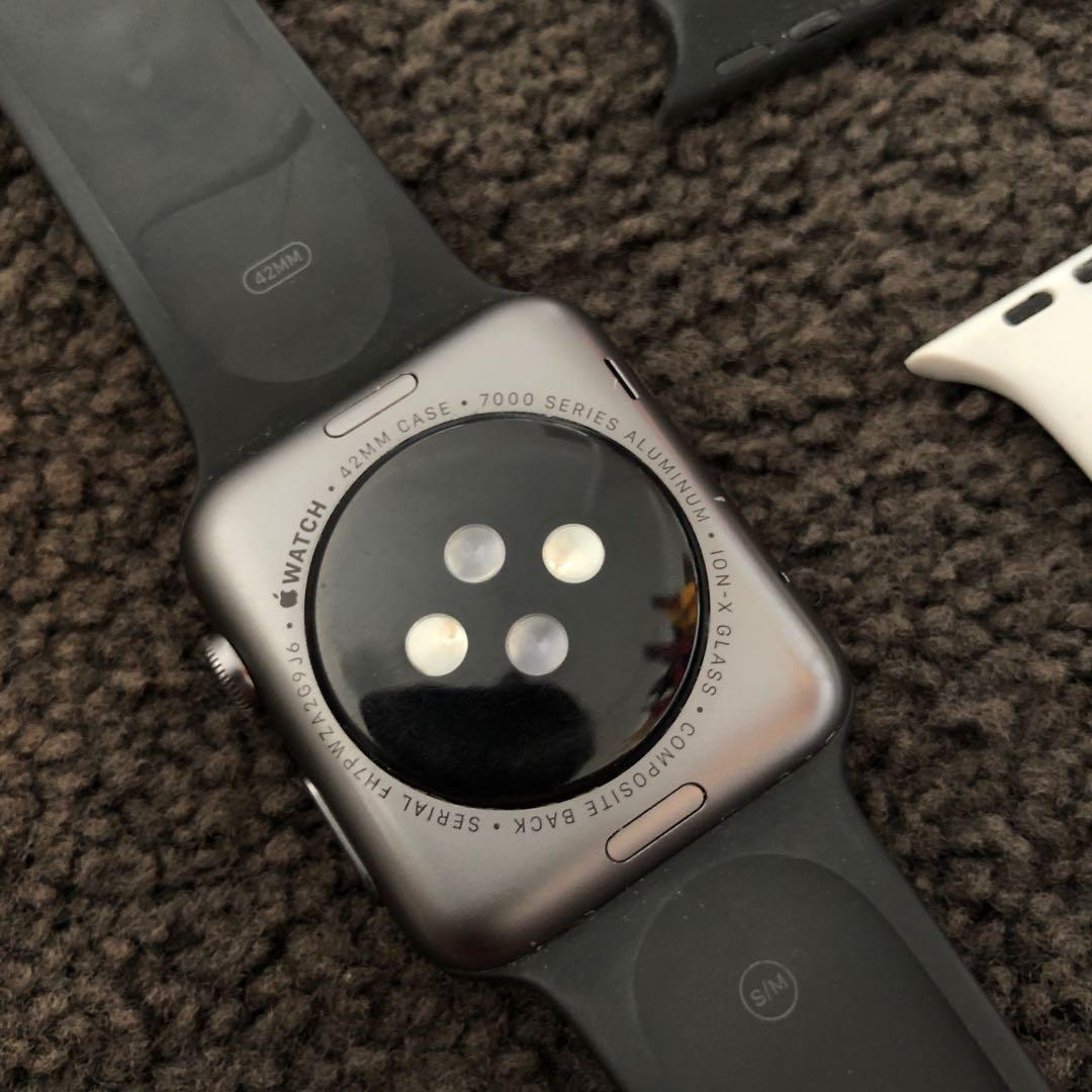 Apple Watch Series 1 Sport 42mm Space Grey