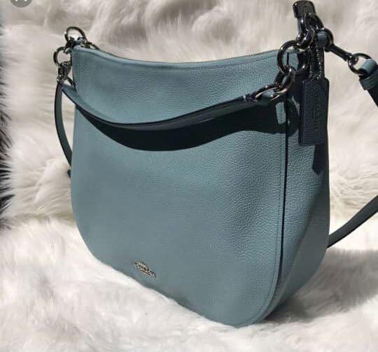 d372682ab5c8 Authentic Coach Elle Hobo Handbag
