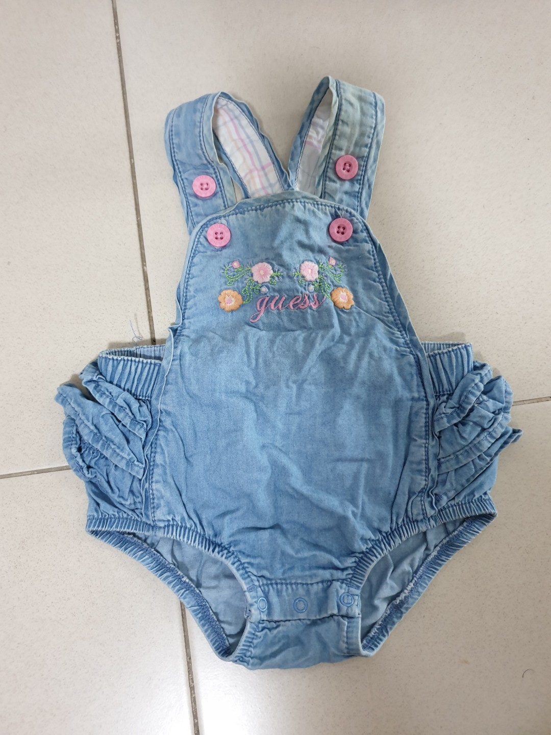eb4f3ec89a52 Baby guess romper babies kids babies apparel on carousell jpg 1080x1440 Baby  guess