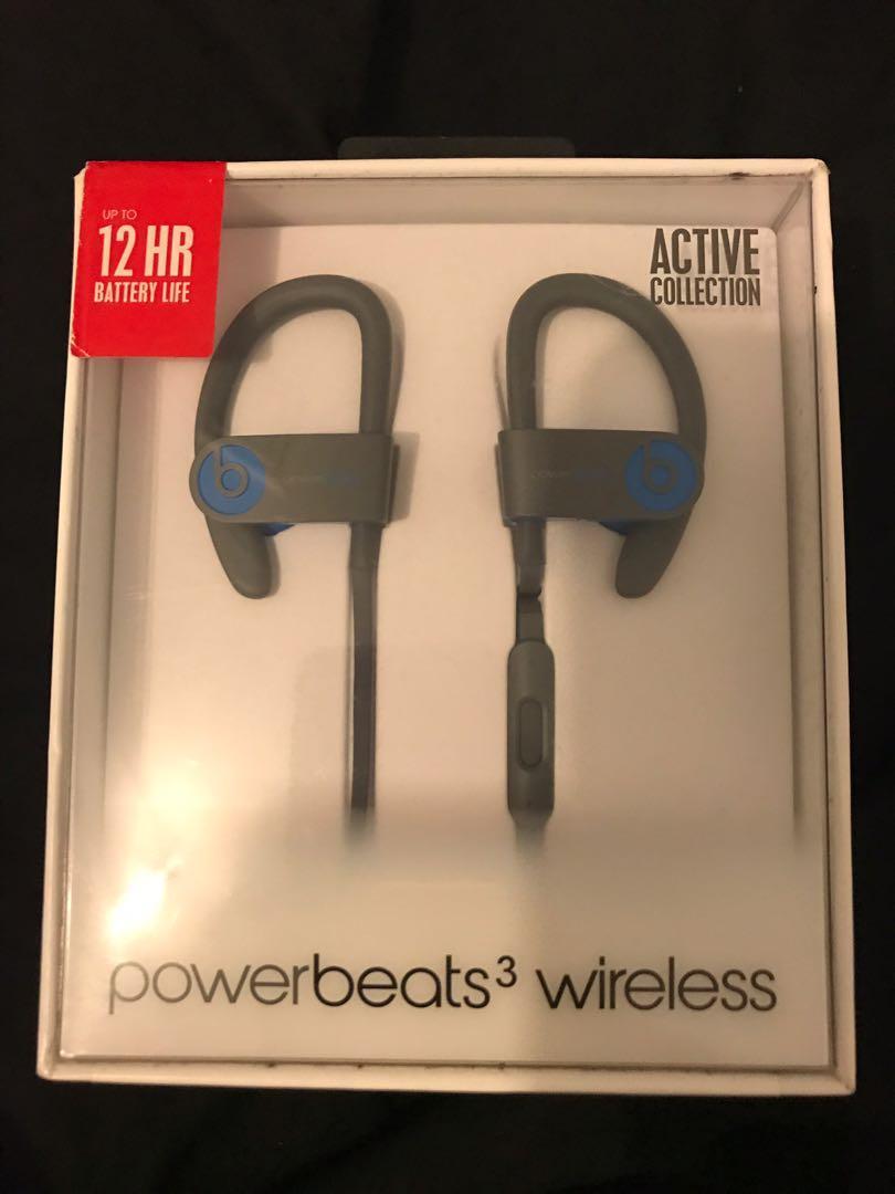Beats - Powerbeats 3 Wireless Headphones - Active Collection!